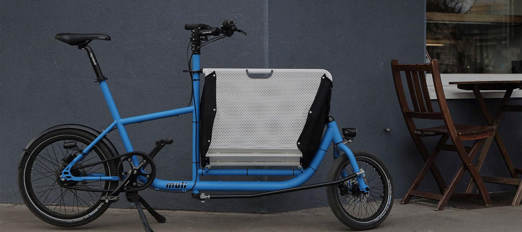 Muli Lastenrad cargo bike