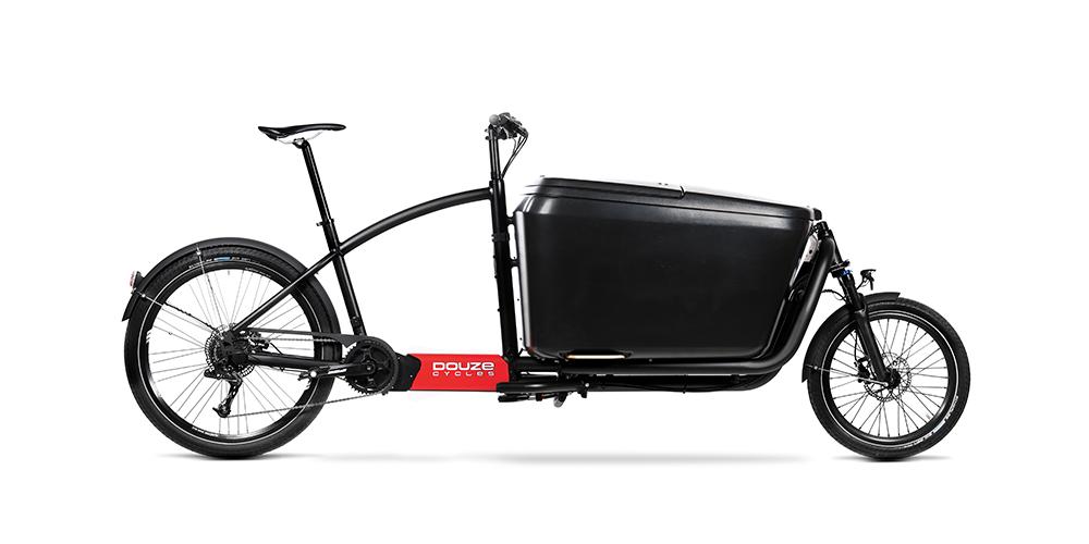 DOUZE G4e Messenger - Douze Cargobike mit Brose Motor