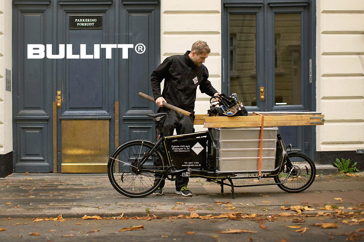 Larry vs. Harry - Bullitt Bike