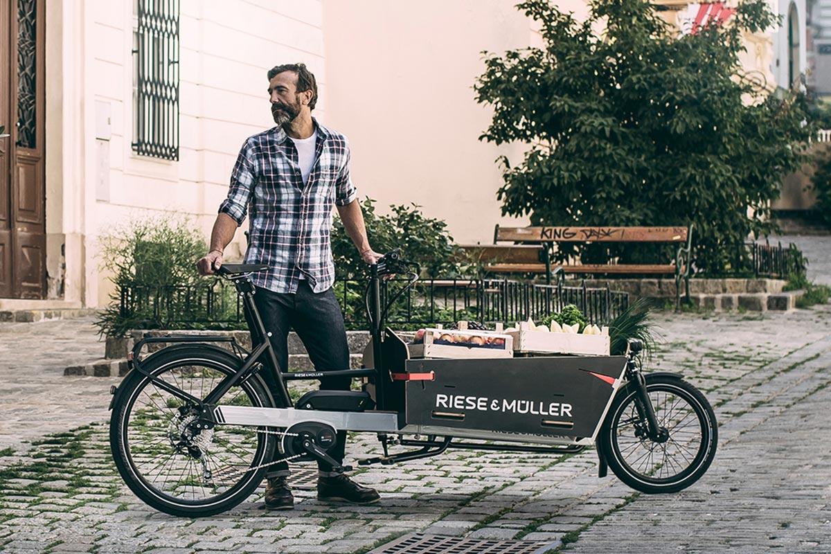Riese & Müller Lastenräder