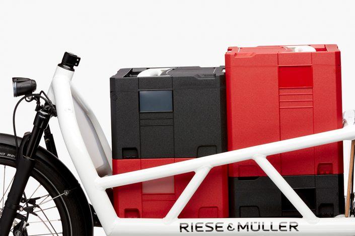 2019 Riese & Müller Load 60 mit Stapelboxen