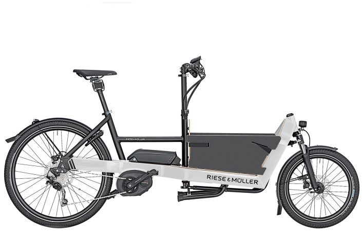 2019 Riese & Müller Packster 40