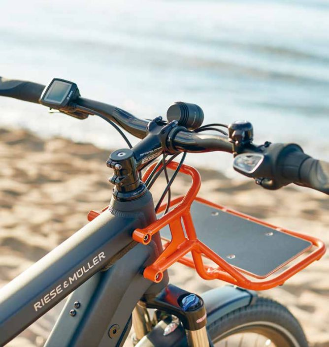 2019 Multicharger Frontträger Beach
