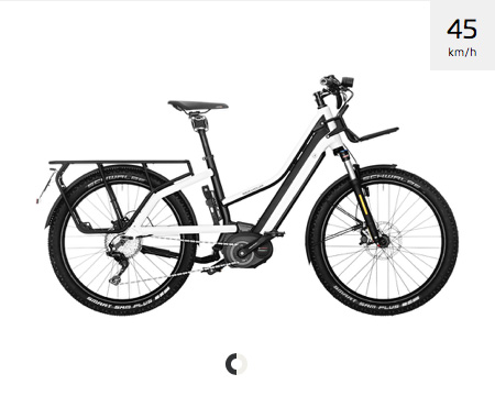 2019 Multicharger Mixte GX touring HS