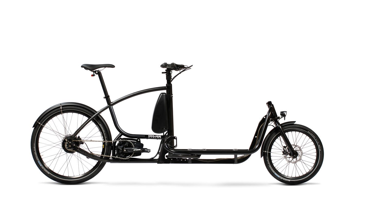 DOUZE Cycles V2 UP30e MESSENGER 600