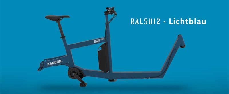 RAL5012 - Lichtblau