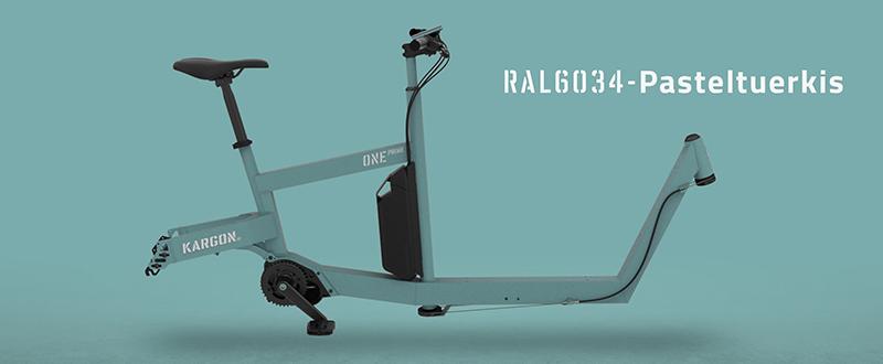 RAL6034 - Pasteltürkis