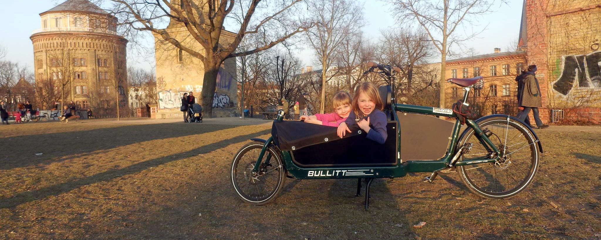 Freizeit Familien Cargobike