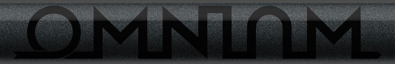 Omnium Cargo Gloss 'Classy Grey' Metallic + Black Graphics