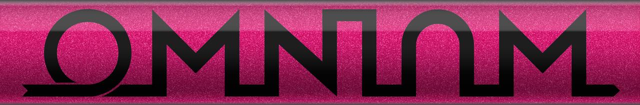 Omnium Cargo Gloss 'Hardcore Pink' + Black Graphics