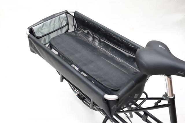 Bicicapace Justlong hinterer Gepäckträger