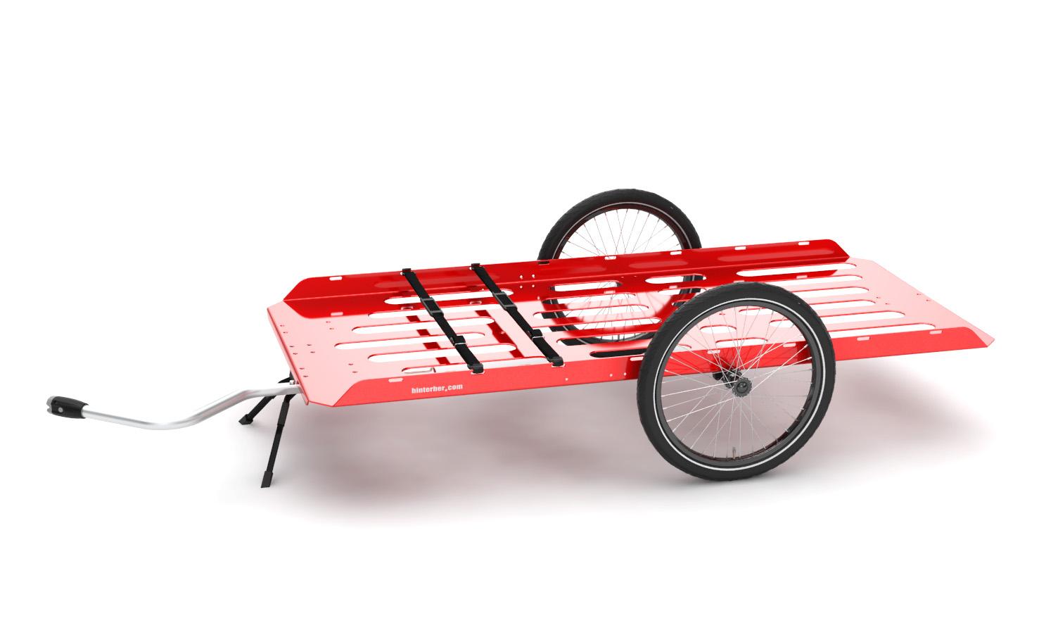 Fahrradanhänger Hinterher BikeTransporter