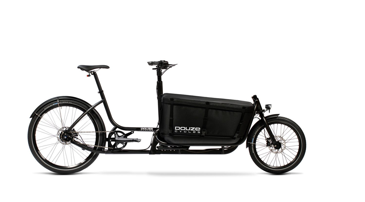 DOUZE Cycles V2 F10 TRAVELLER 600 PACK B