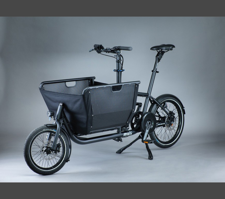 e-Muli Cargobike - Mehr als nur ein Lastenrad