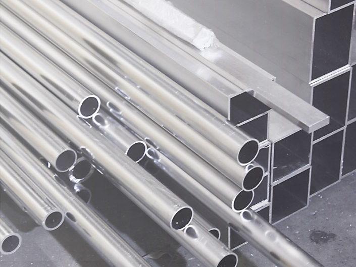 Kargon One Series Rohmaterial Aluminium