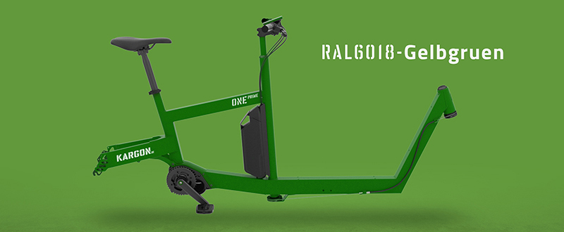 RAL6018 - Gelbgrün