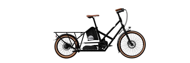 Bike43 - Farbe schwarz