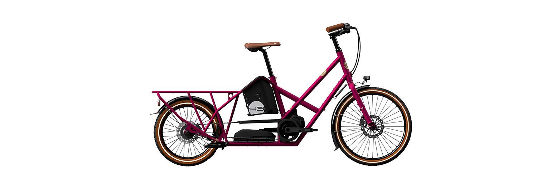 Bike43 - Farbe purple