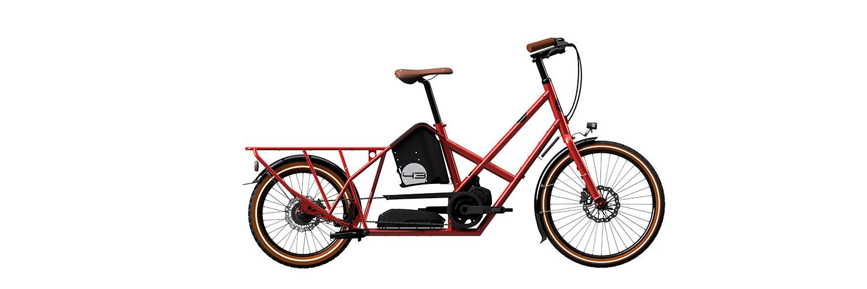 Bike43 - Farbe rot