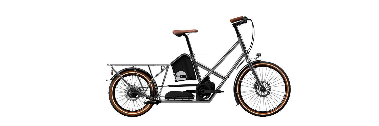 Bike43 - Farbe silber
