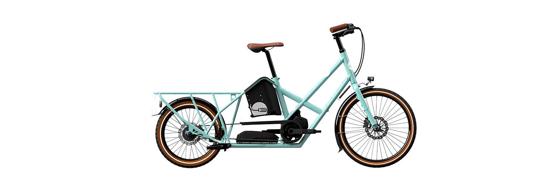 Bike43 - Farbe türkis