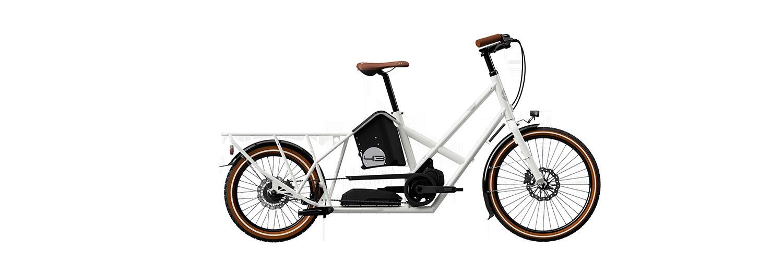 Bike43 - Farbe weiss