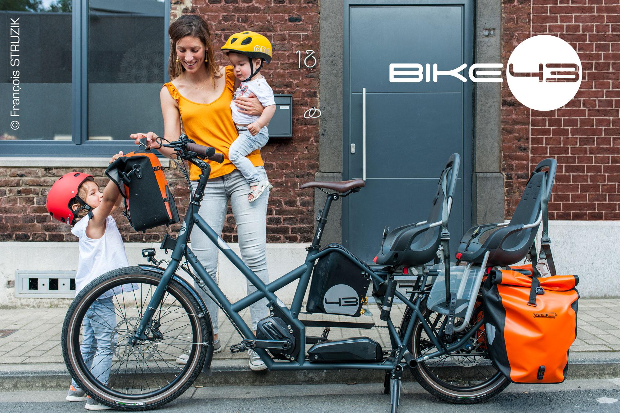 Bike43 Familybike - Lastenrad