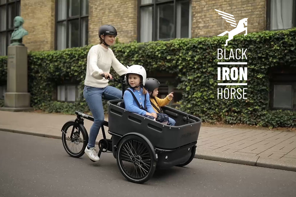 Black Iron Horse - The Pony by Velogut