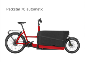 2021 Packster 70 automatic