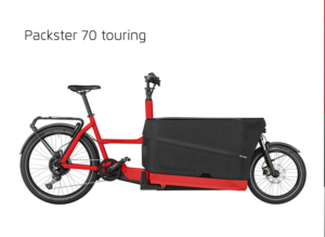 2021 Packster 70 touring
