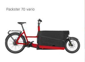 2021 Packster 70 vario