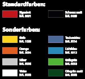 2021 Hinterher Farben